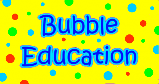 bubble ed logo new